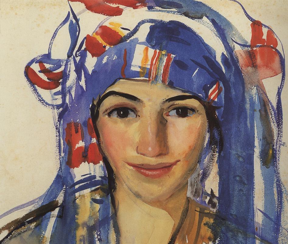 Крупная ретроспектива Зинаиды Серебряковой пройдет в Третьяковской галерее