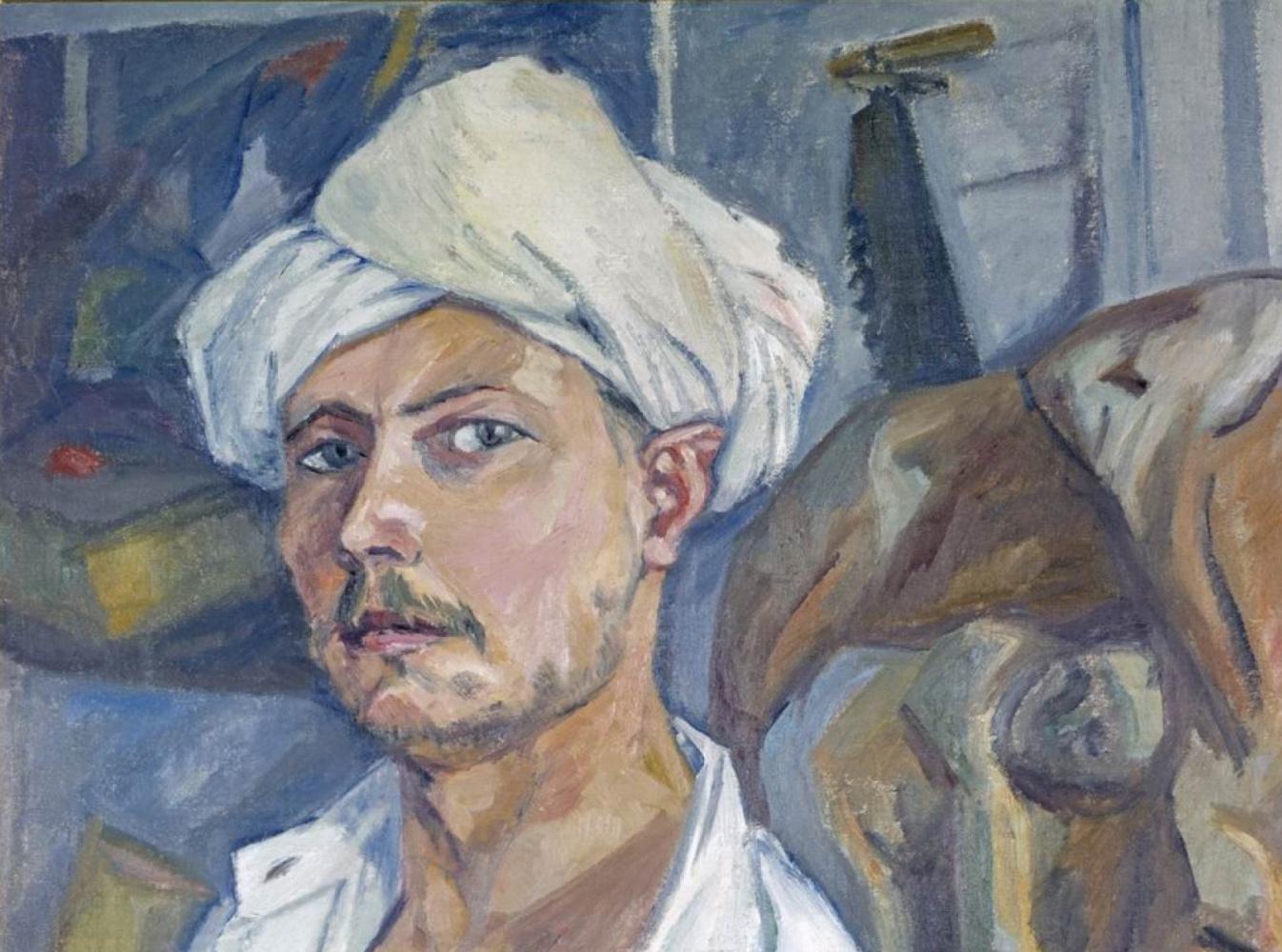 Крупнейшая ретроспектива Михаила Ларионова  - главное событие осени в Новой Третьяковке