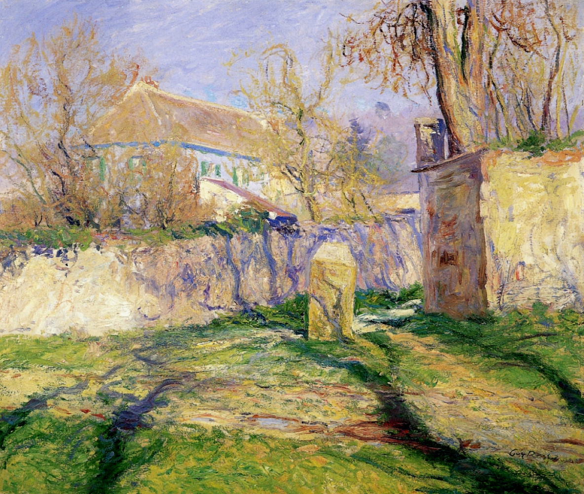 Claude Monet's house can be rented for a weekend