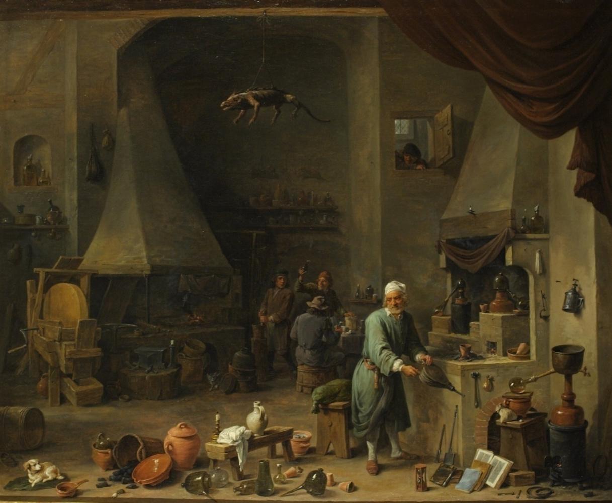 Алхимия искусства в Дюссельдорфе: Дюрер, Рембрандт, Макс Эрнст и не только!