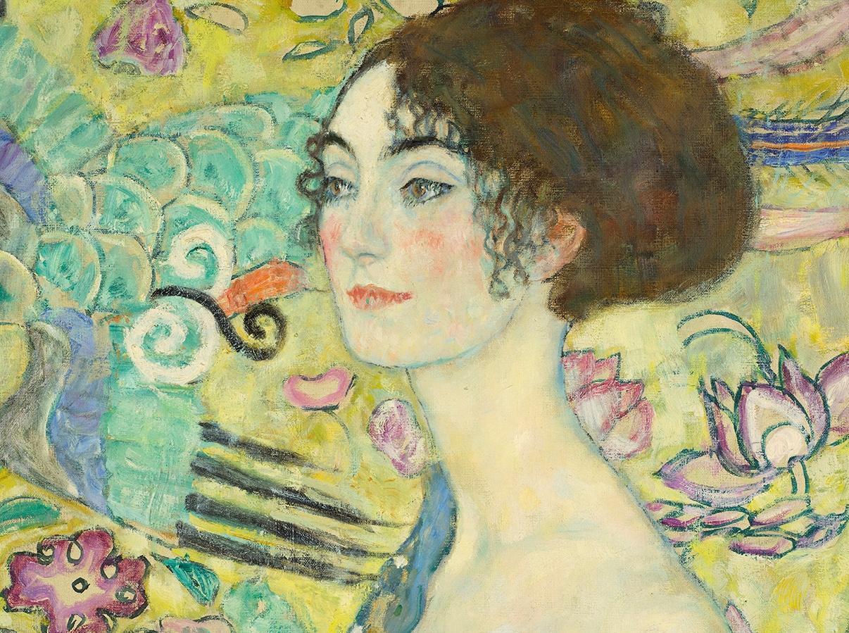 Последний женский портрет Климта вернулся в Вену спустя столетие