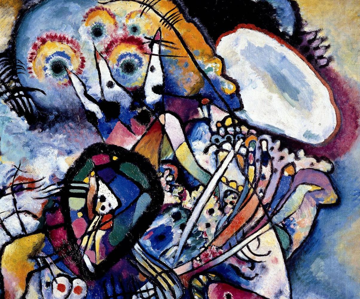 kandinsky paintings names - HD1204×1000