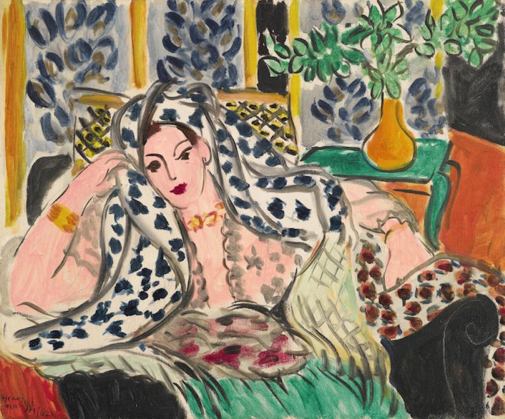 """Рекорды Лондонским торгам Sotheby's приносят импрессионисты: 84 млн. долл за 5 картин Моне и ажиотаж вокруг эскиза Сера и """"Одалиски..."""" Матисса"""