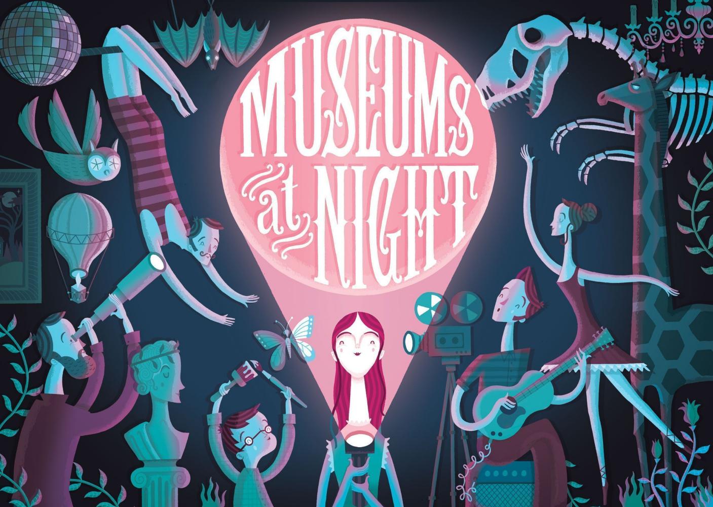 Ночь музеев - 2015: гид по музейным затеям разных стран