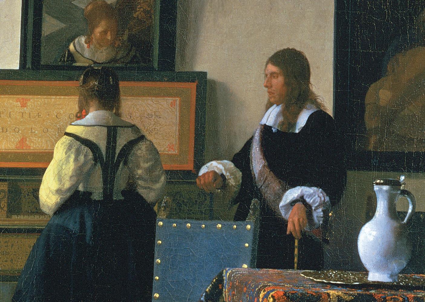 «Домой, в Голландию: Вермеер и его современники» прибыли в Гаагу