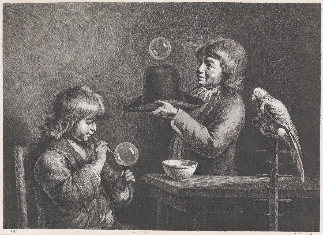 """Французский Рембрант"" в Германии: Жан-Жак де Буассьё во Франкфурте-на-Майне"