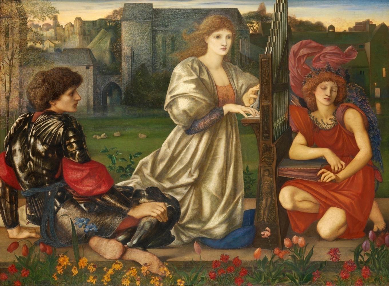 Сезон в музее «Метрополитен»: весна – это зелень, ковры и романтика!
