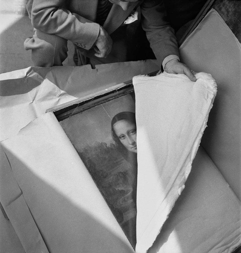 Спрятать Мону Лизу: спаситель французского искусства Жак Жожар выходит из тени