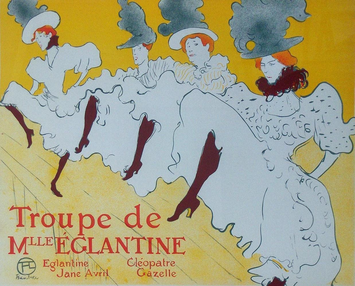 Парижский канкан в Италии: в Пизе открывается выставка французского хулигана Тулуз-Лотрека