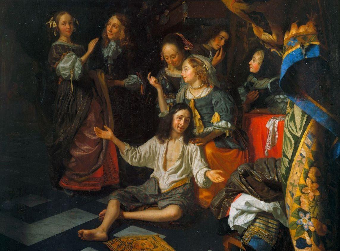 Мастера повседневности: жанровые сцены голландцев в Букингемском дворце