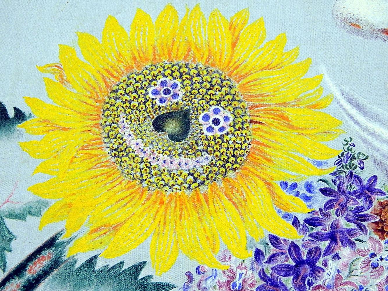 «Катерина Билокур. Хочу быть художником!»: ошеломляющая выставка в Мыстецьком Арсенале в год 115-летнего юбилея