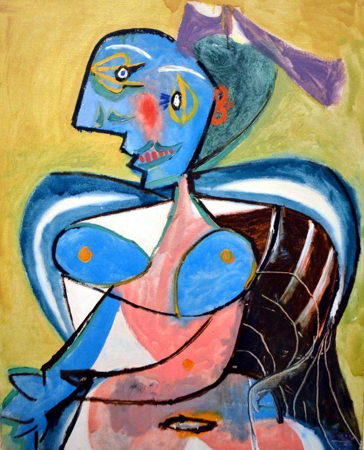Пабло Пикассо и Ли Миллер: творческий союз в картинах и фото - на выставке в Шотландии