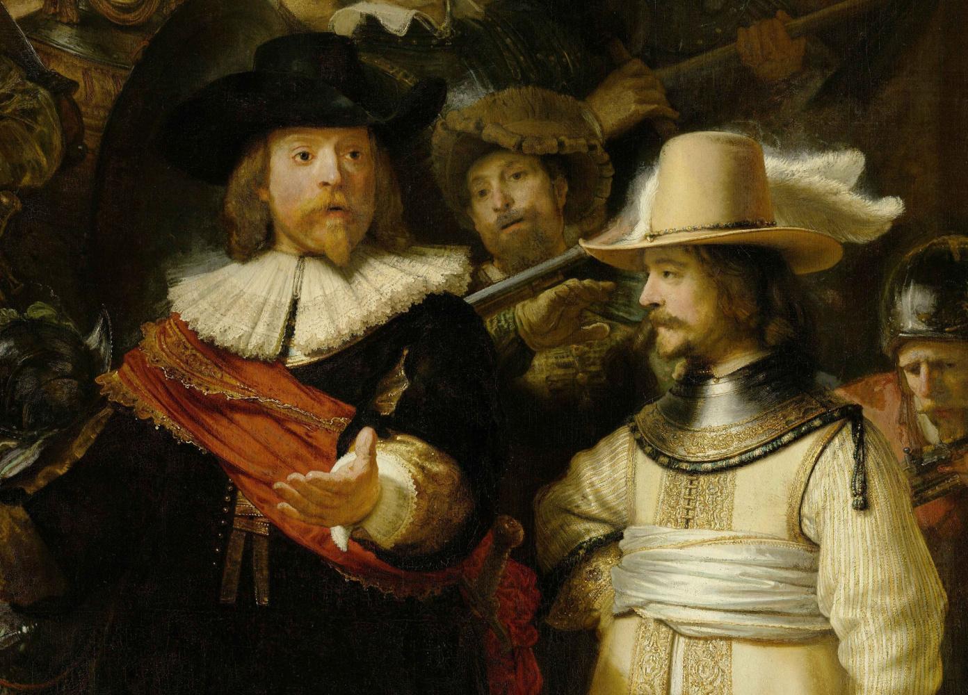 «Весь Рембрандт» от Амстердама до Абу-Даби: выставки к годовщине смерти мастера