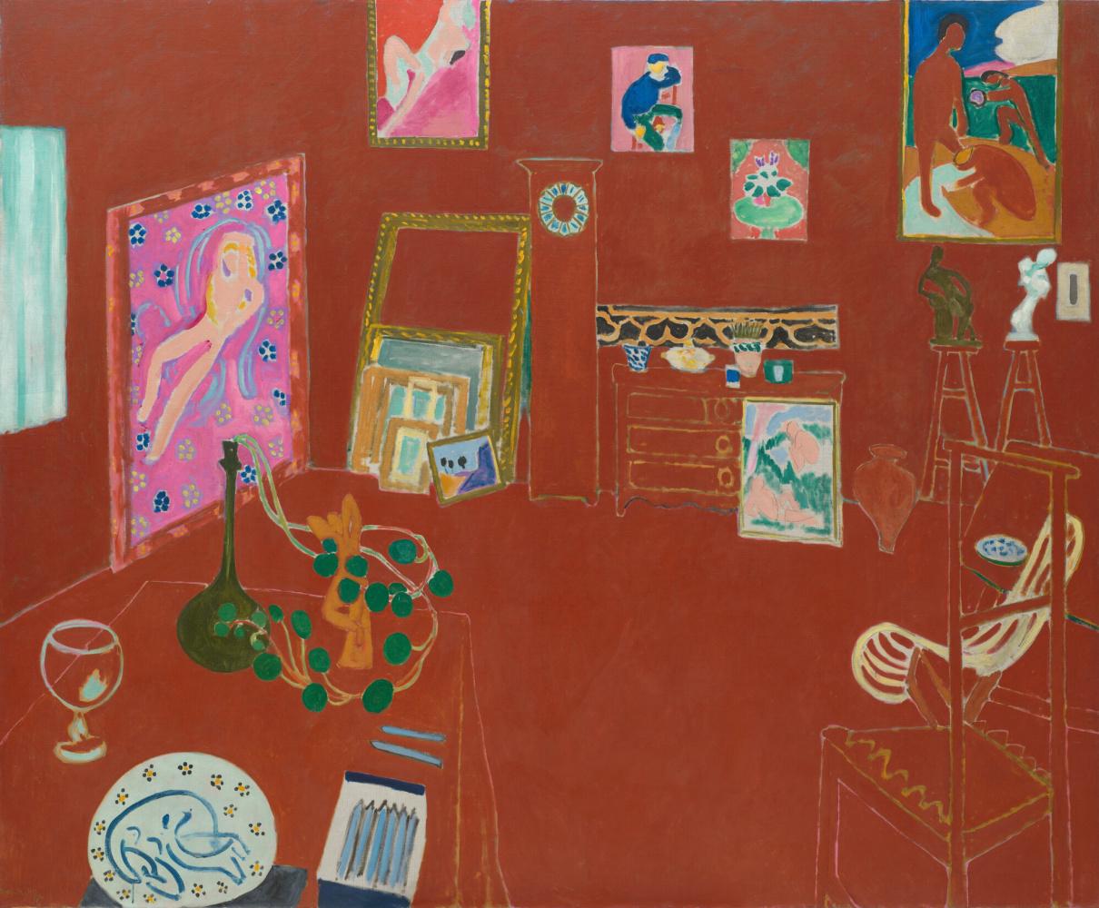 В Нью-Йорке готовят большую выставку, посвящённую одной картине Матисса