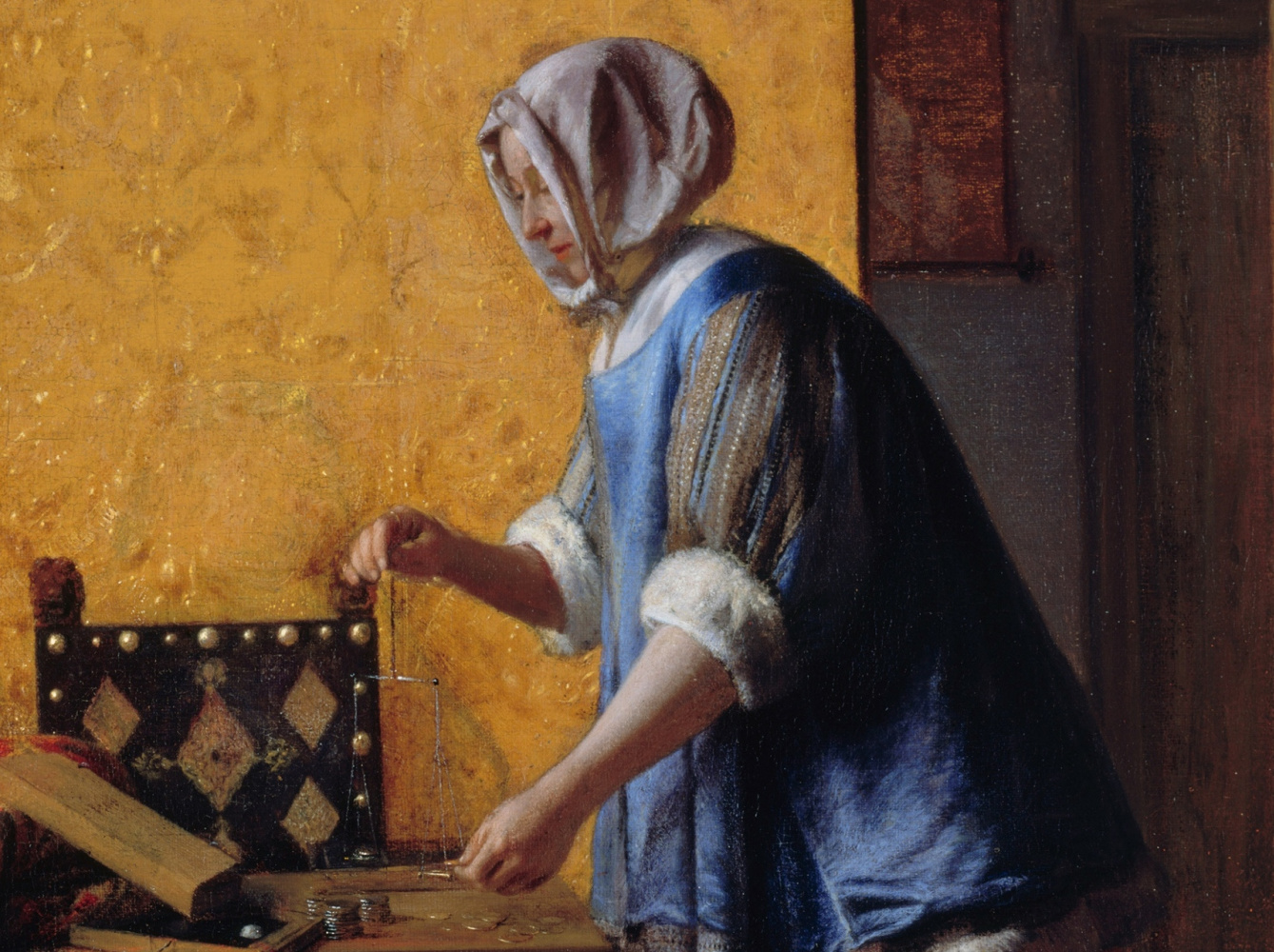 Секреты полотен старого мастера раскрыли эксперты 400 лет спустя