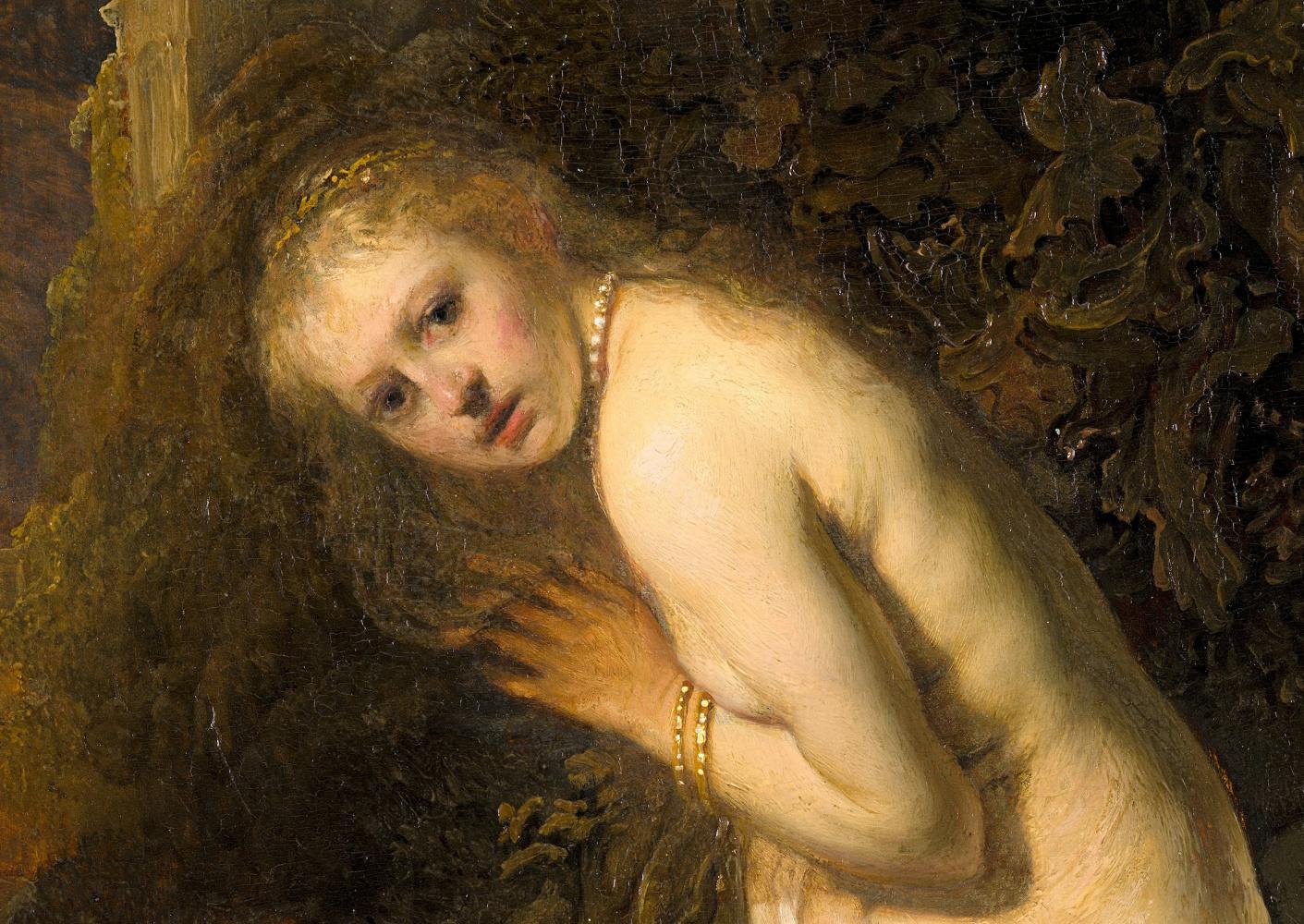 Секретный ингредиент Рембрандта, придававший яркость картинам, обнаружили учёные