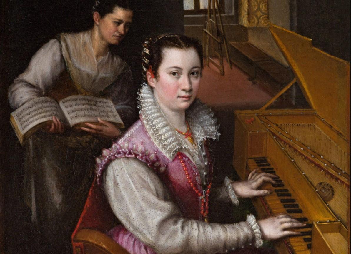Софонисба и Лавиния: художницы-пионеры Возрождения представлены в Прадо