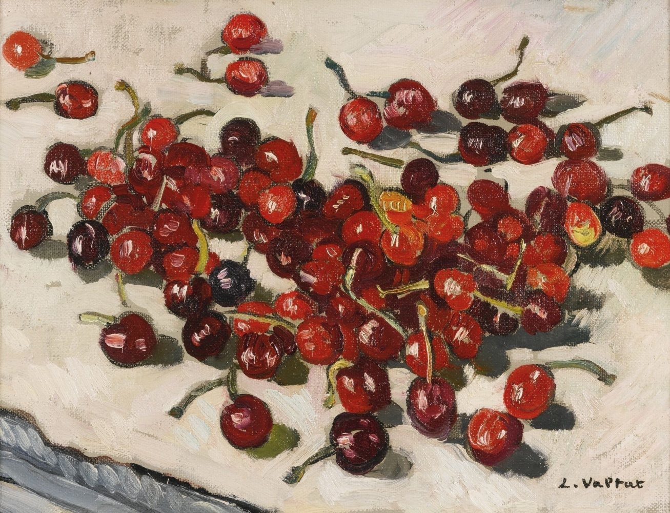 Life Is Just A Bowl Of Cherries Top 10 Paintings Rendering Cherries