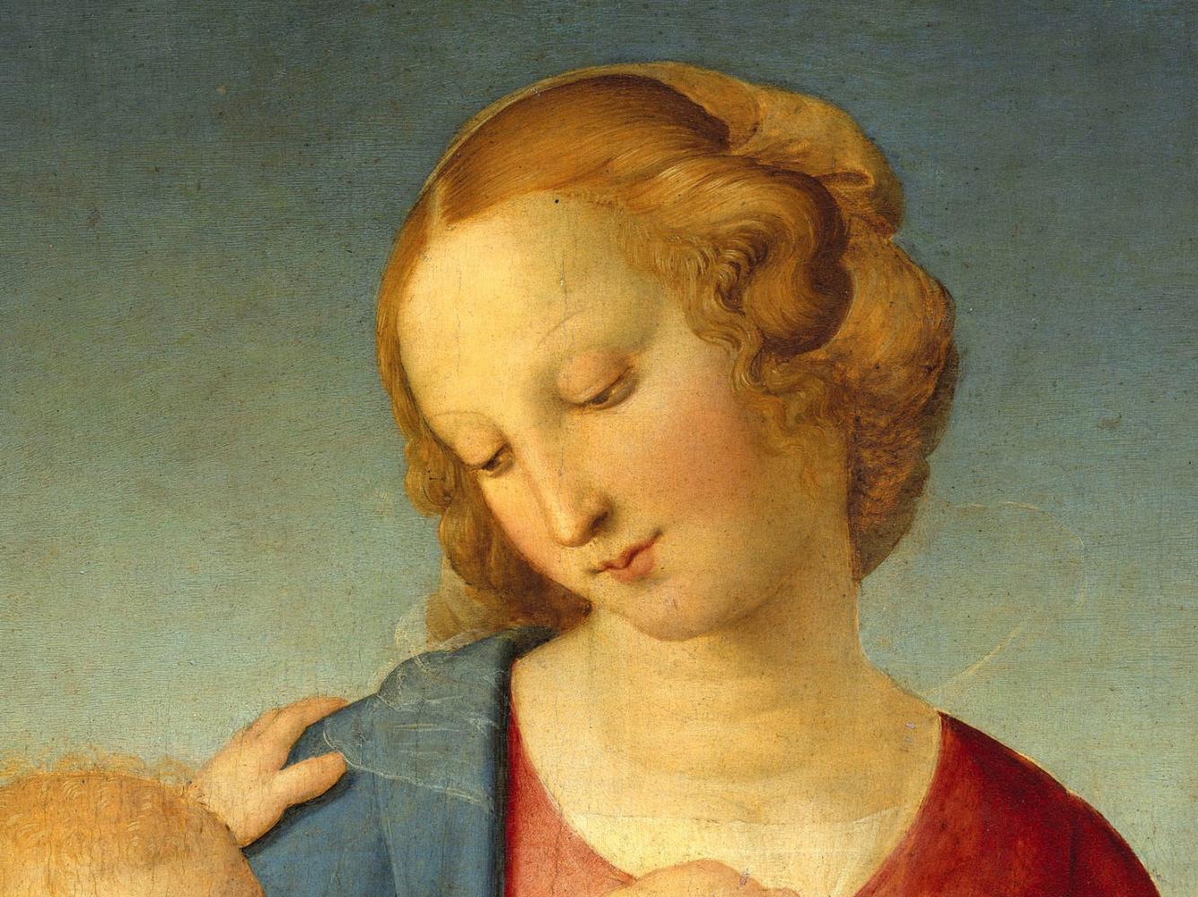 Божественное собрание Мадонн Рафаэля открыло год, посвящённый мастеру Возрождения