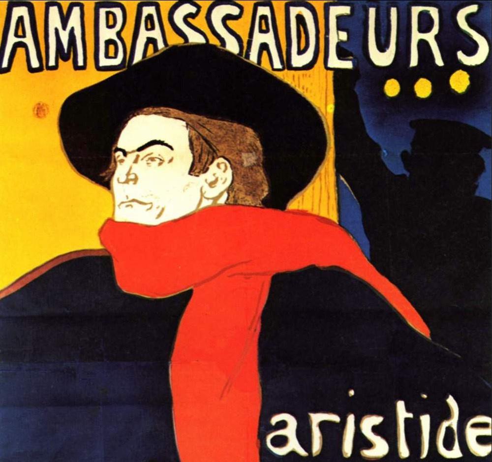 Aristide Bruant: the bard of Parisian streets