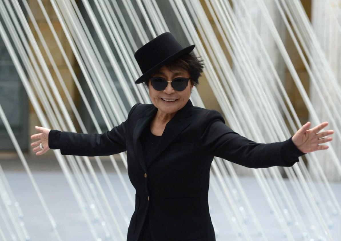Йоко Оно: произведения искусства или то, что на них похоже