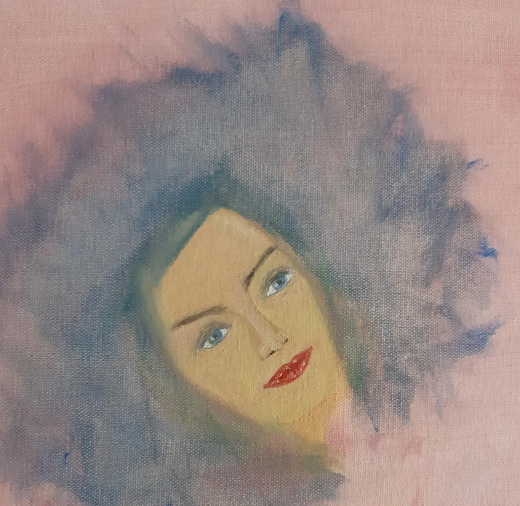 Asya Alibala gizi Hajizadeh. Daydreams