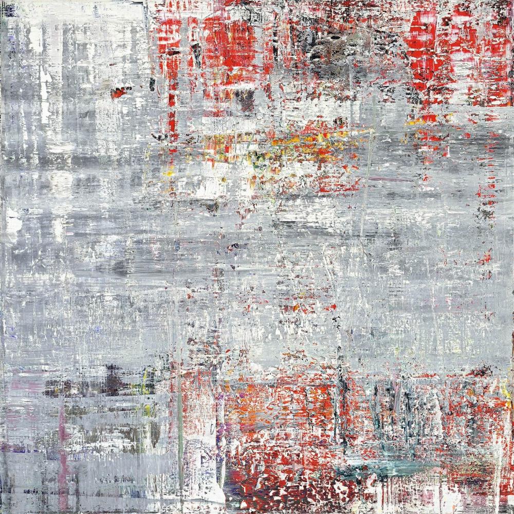 Gerhard Richter. Cell (4)
