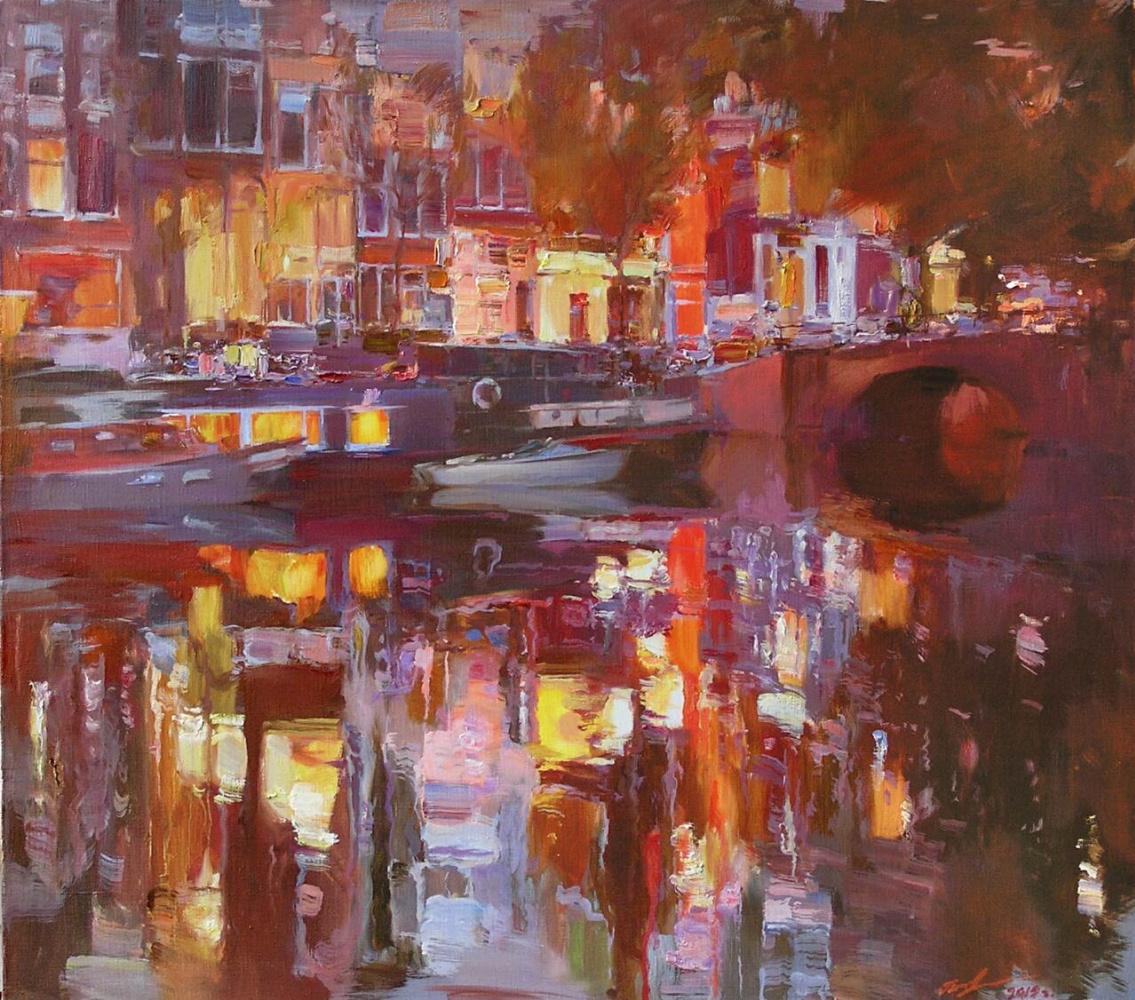 Unknown artist. Amsterdam