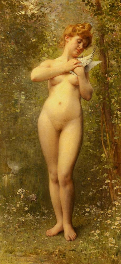 Жан Леон Базиль Перро. Венера