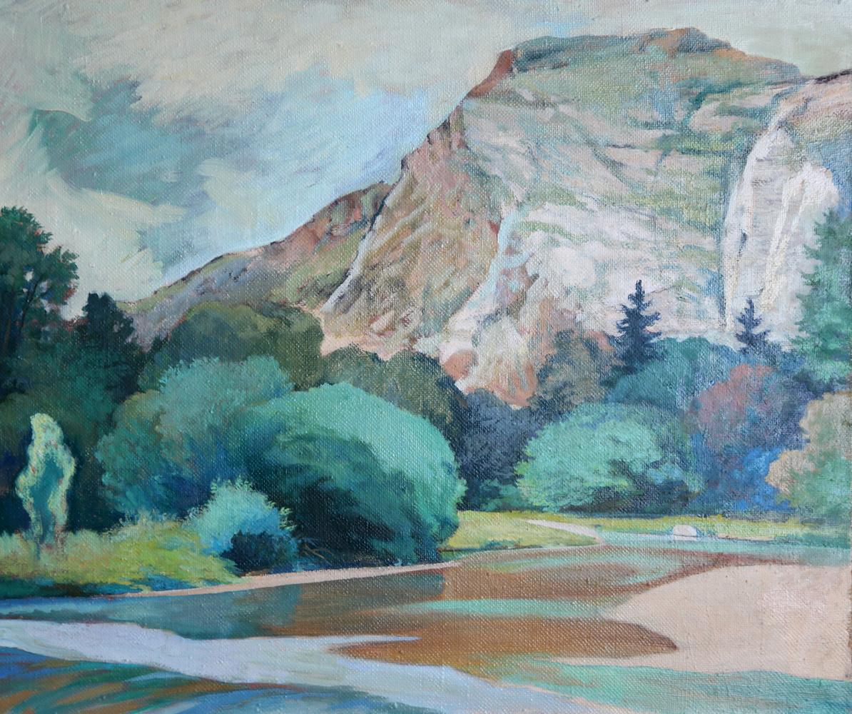 """Сергей Георгиевич Леконцев. """"Landscape"""""""
