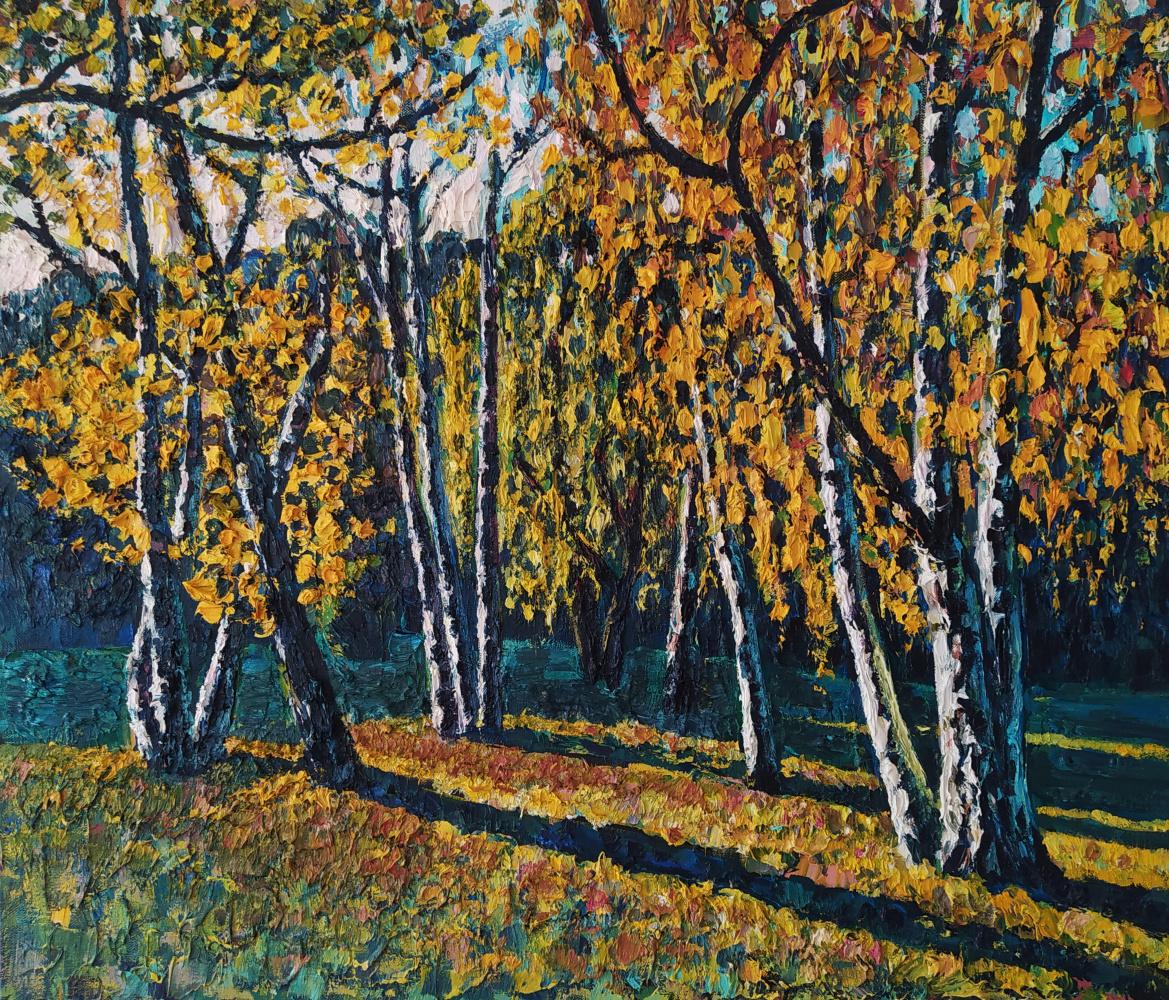 Artem Zavadsky. Autumn