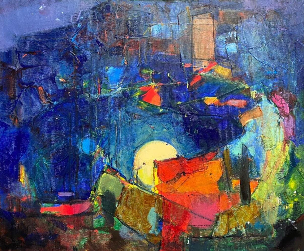 Marina Vladimirovna Berezina. Artists have dreams