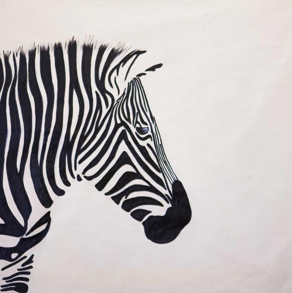 (no name). Zebras. Original color N4