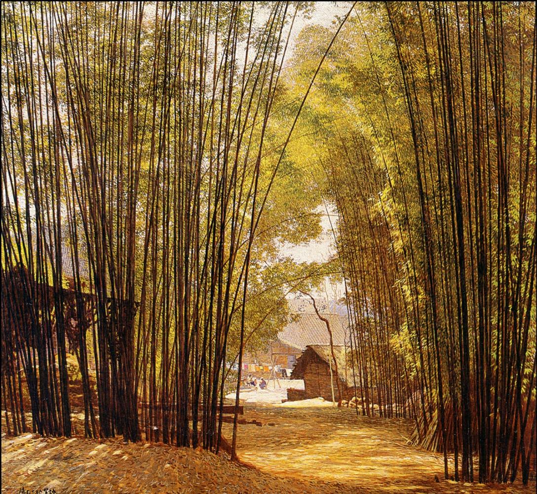 Цзянь Чонг Мин. Дом