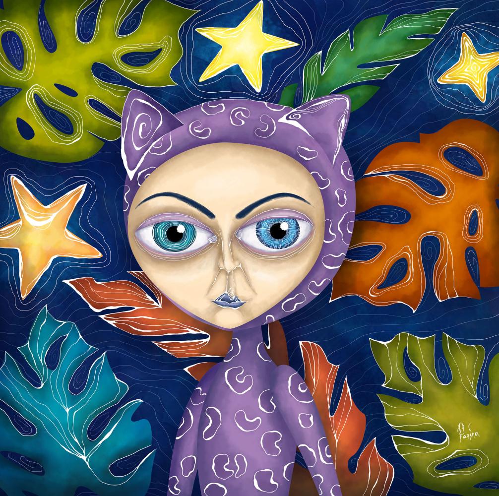 Art Panina. Cat