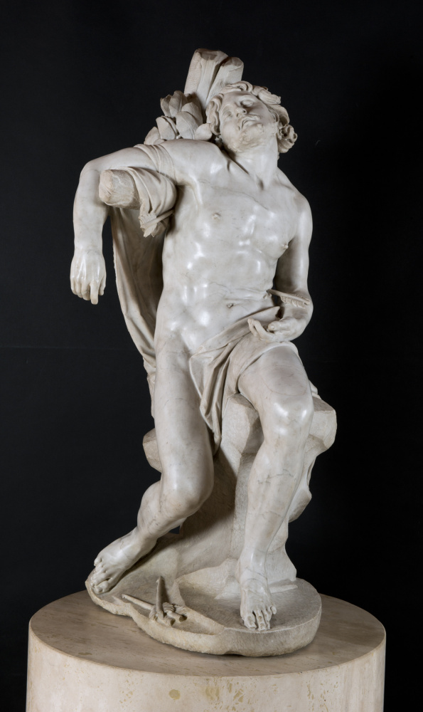 Джованни Лоренцо Бернини. Святой Себастьян