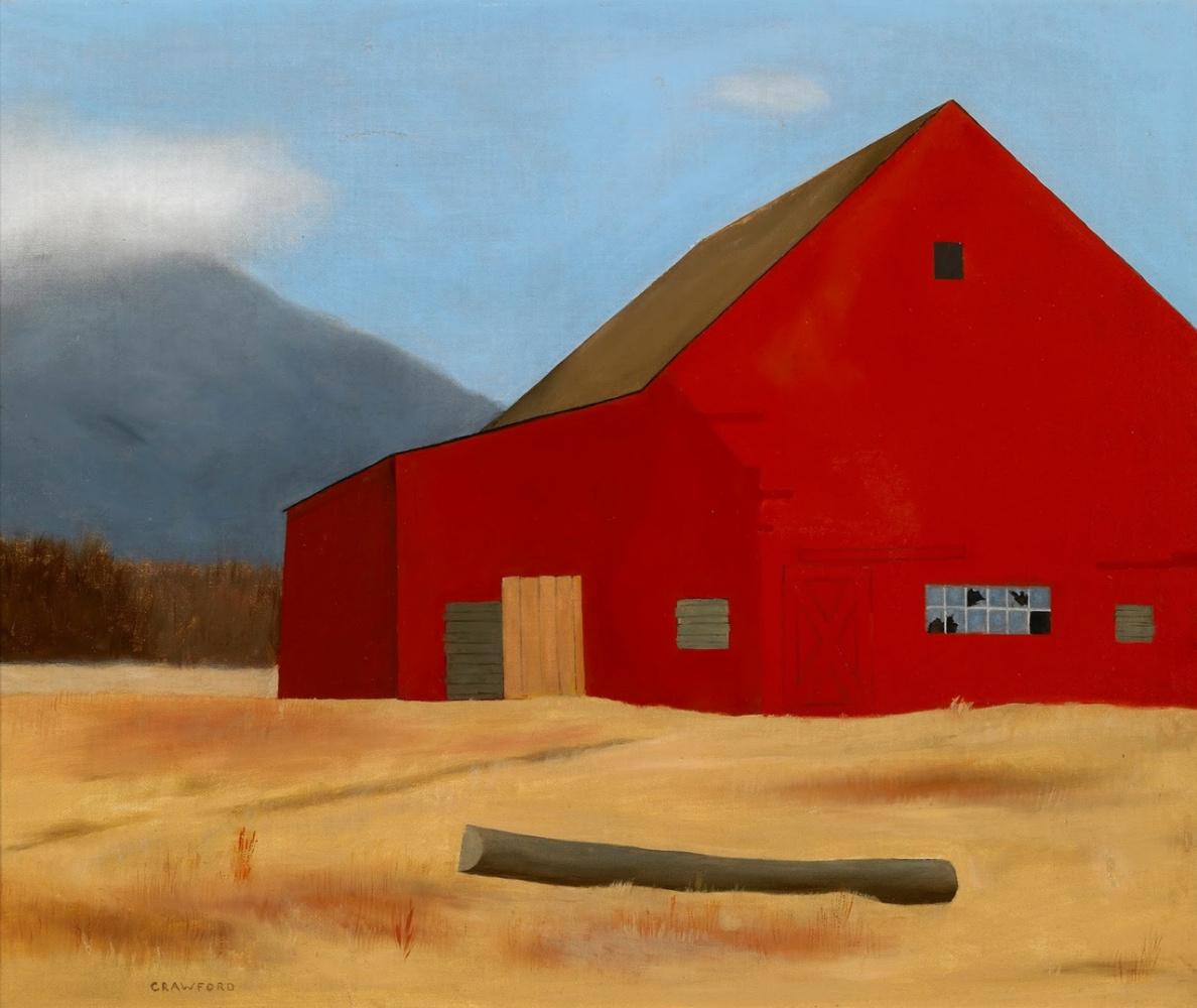 Ralston Crawford. Orange no. 2