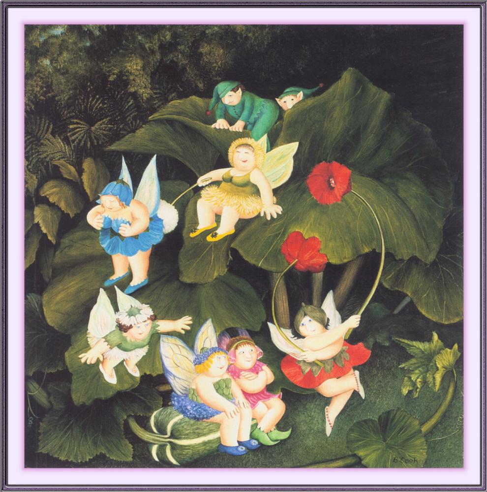 Beryl Cook. Fairy hollow