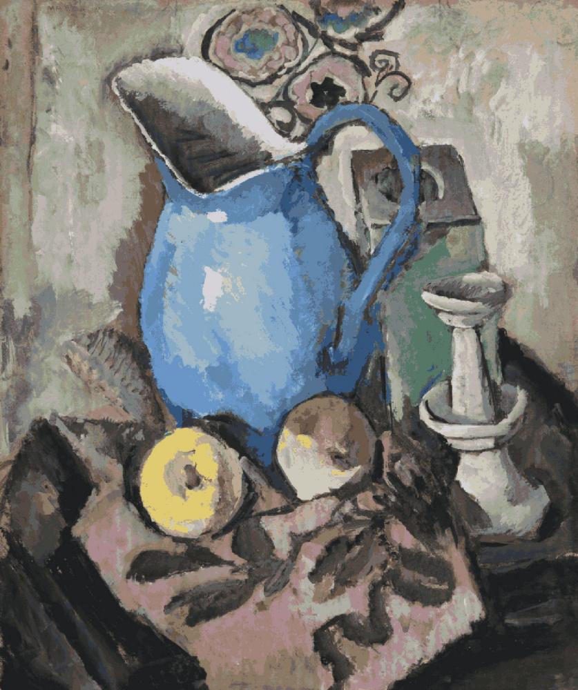 Макс Вебер. Голубой кувшин