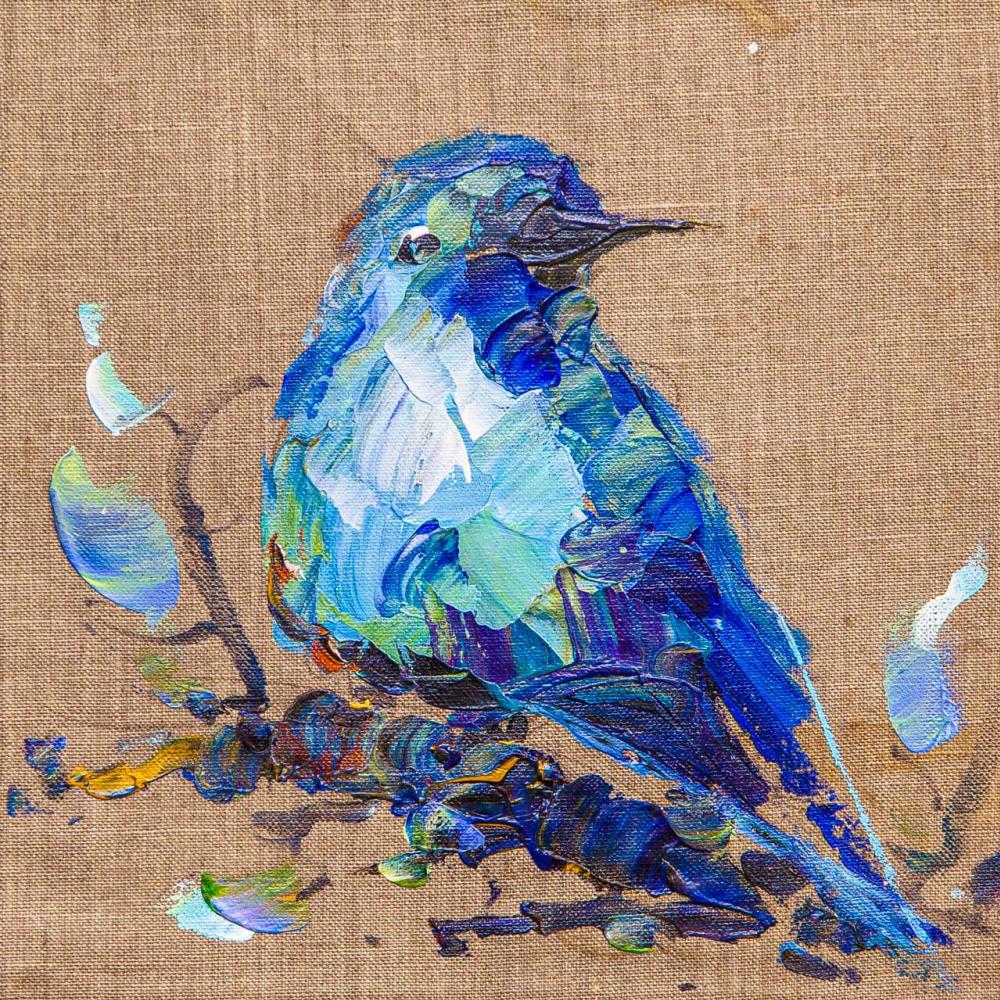Jose Rodriguez. Синяя птица счастья N4