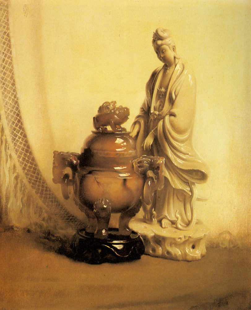 Orlando Greenwood. Vase