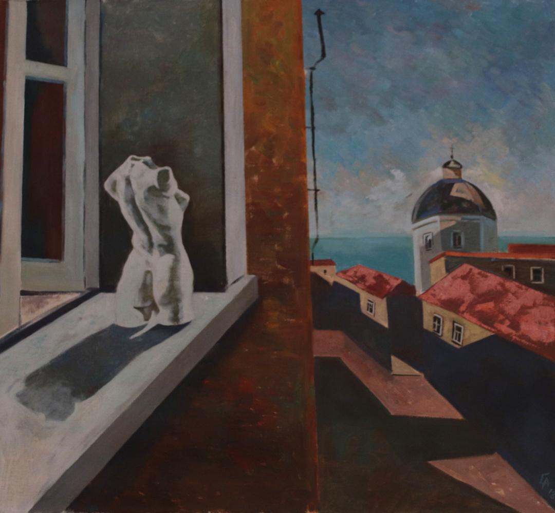 "Alexandra Efimova. ""Dreams of the long voyage"""
