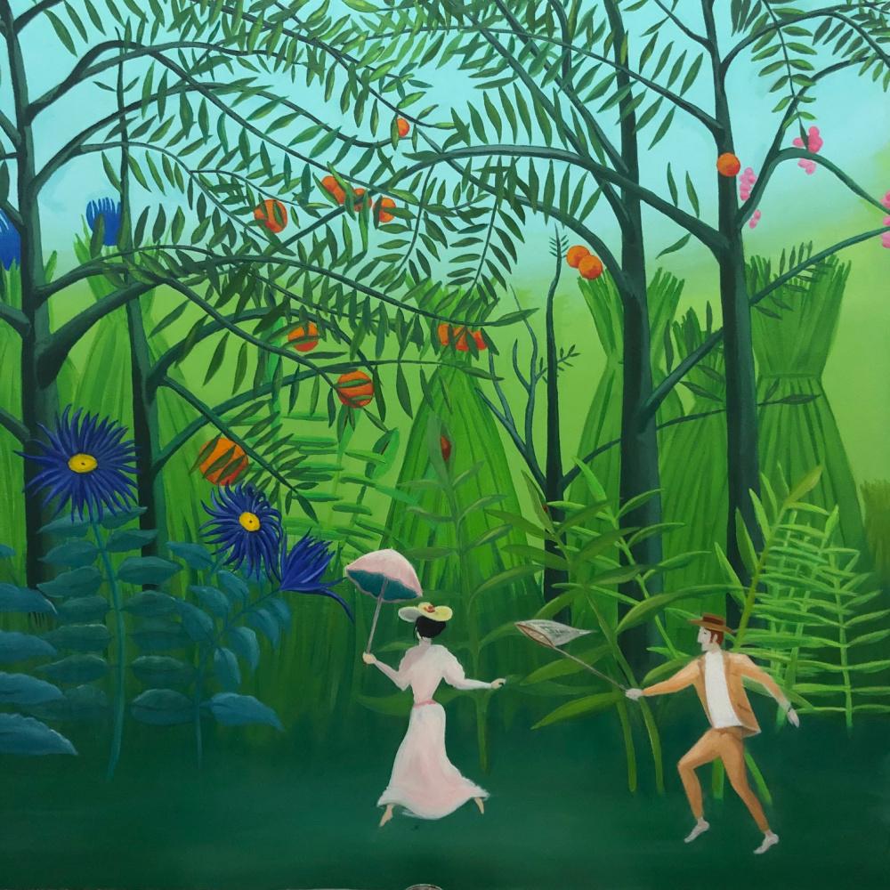 Oleg Gor. Bella foresta