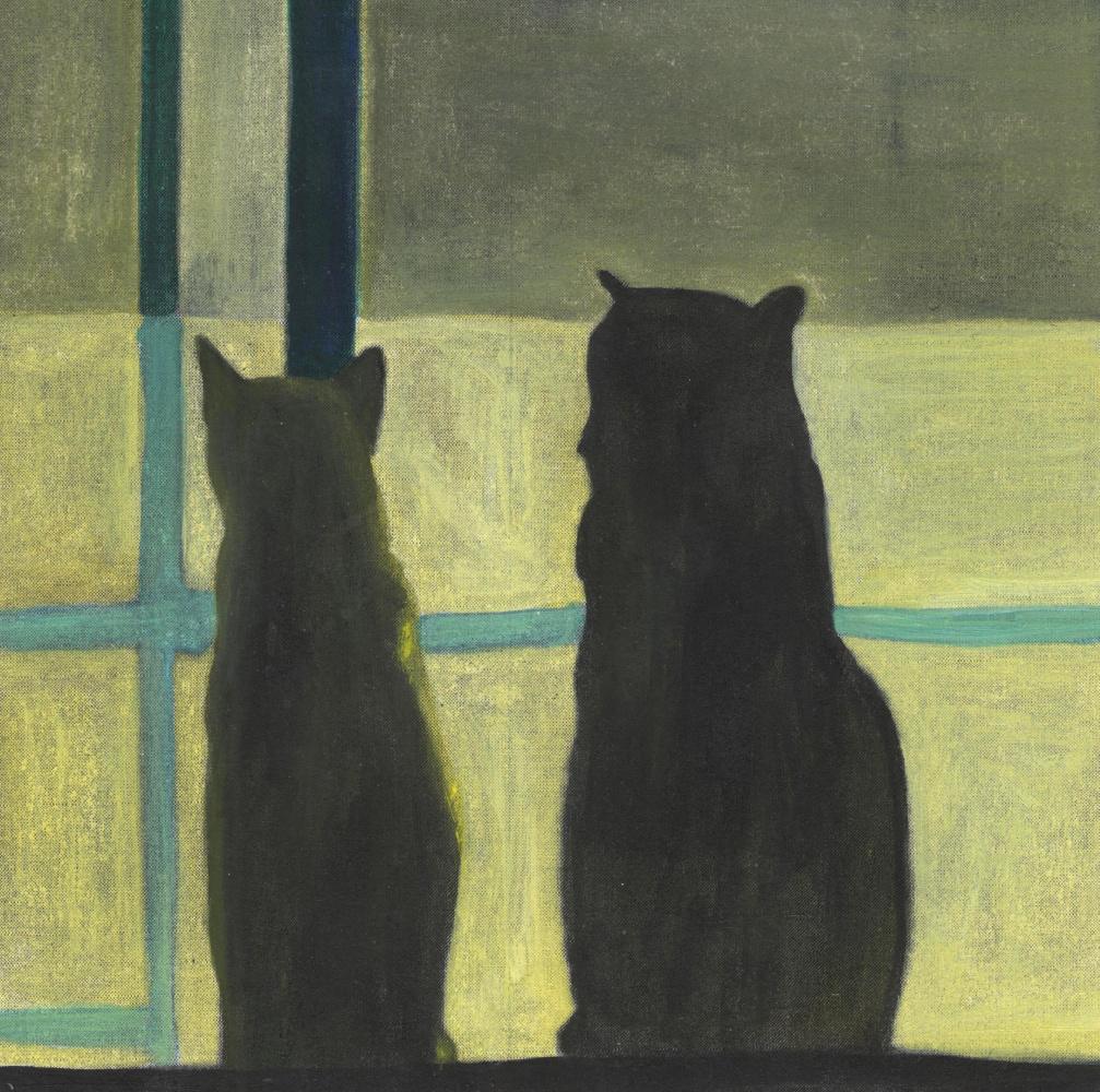 Nickie Zimov. The night watchers