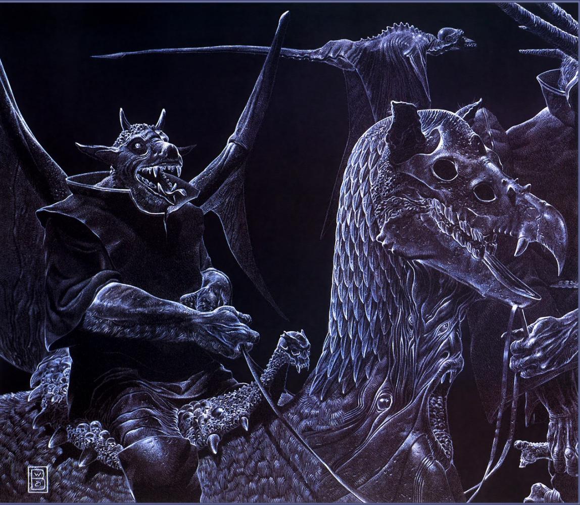 Уэйн Дуглас Барлоу. Черная Пасха