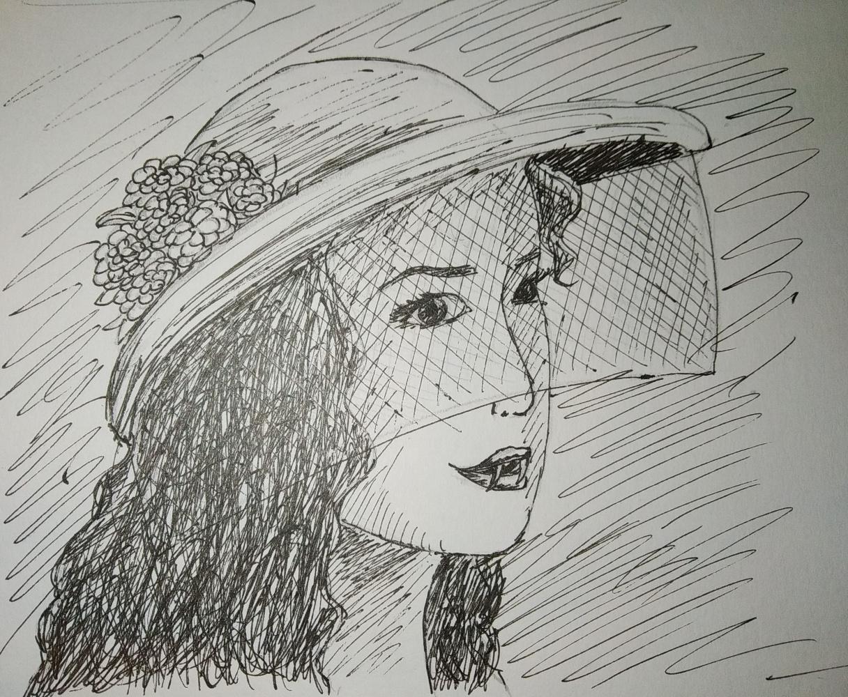 Zina Vladimirovna Parisva. Vampire aristocrat (the most ridiculous of the name)