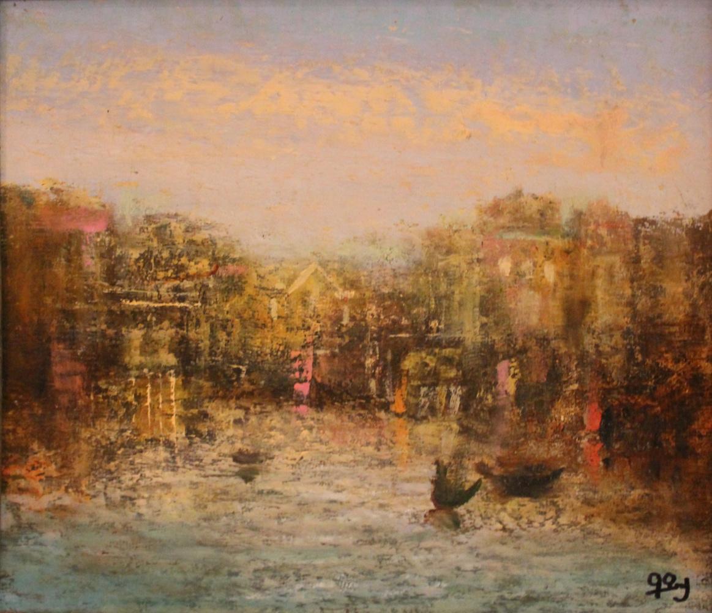Grigor Mishikovich Zalinyan. Harbor
