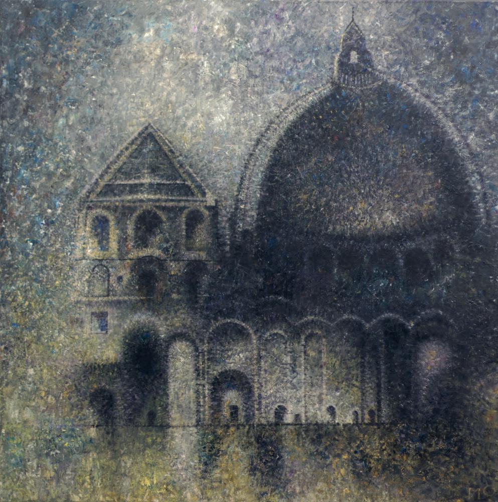 Vitaly Vsevolodovich Valge. Black transept