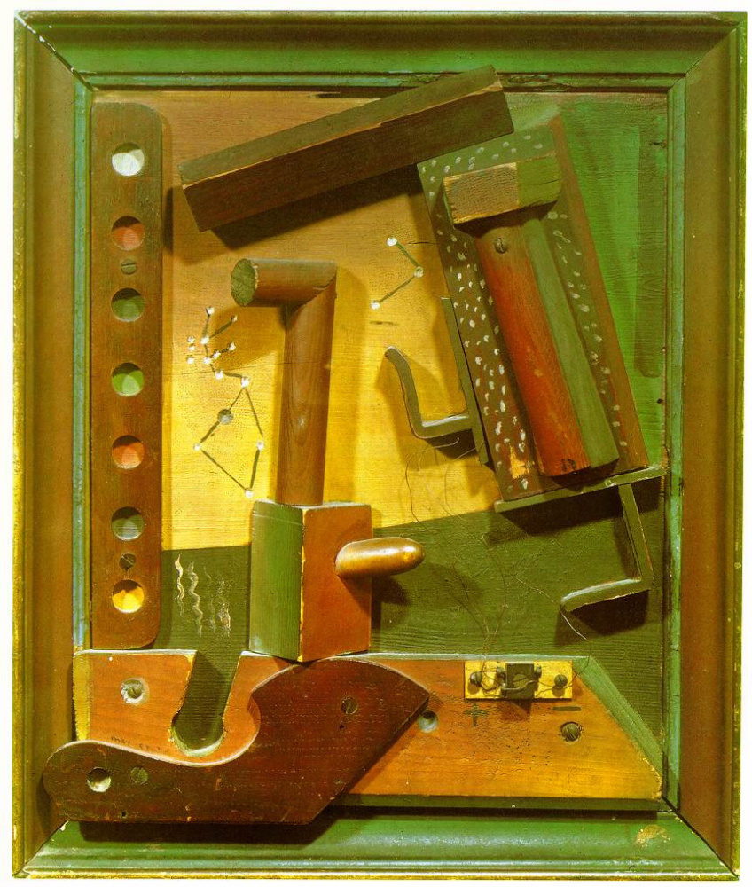 Max Ernst. The fruit of years of experience