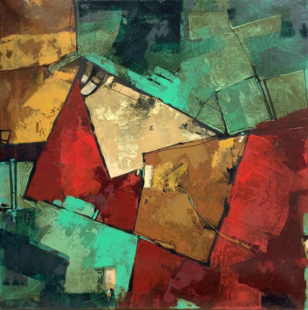 Mike Bezloska. Abstraction